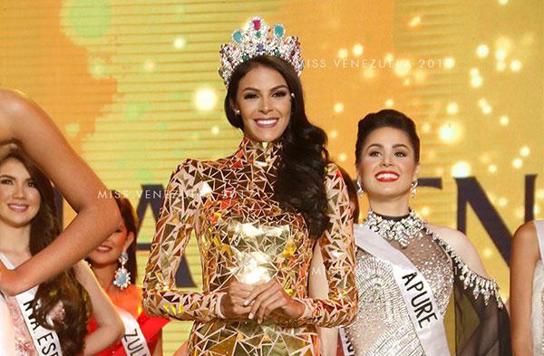 Keysi Sayago, Miss Venezuela 2016 | Foto: Miss Venezuela