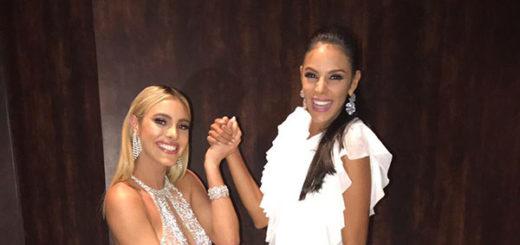 La influencer Lele Pons y Mis Venezuela Keysi Sayago | Foto: @LelePons