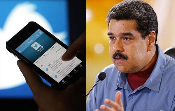 Un falso tuit de Nicolás Maduro enreda la campaña electoral chilena | Composición