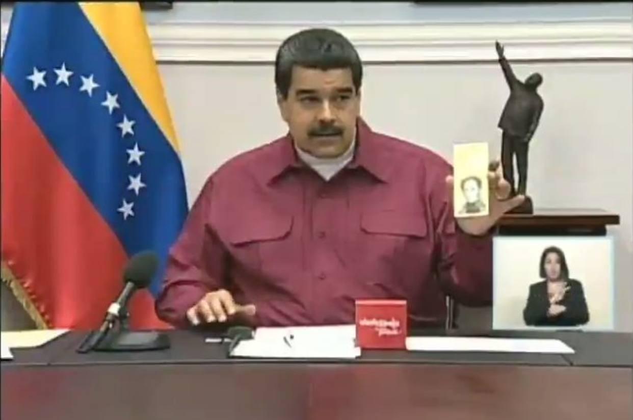 Maduro 100