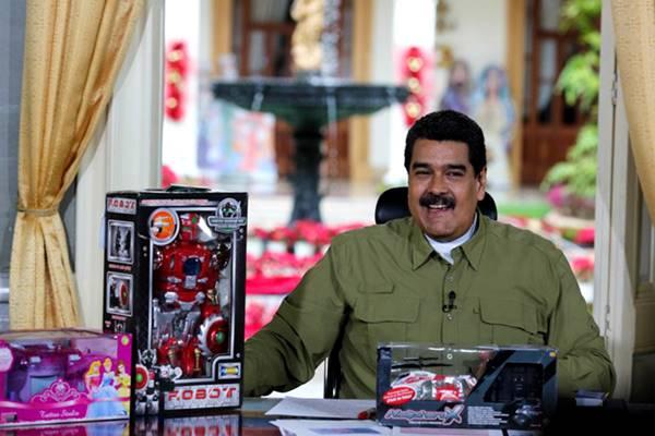 Nicolás Maduro   Foto: Prensa Presidencial