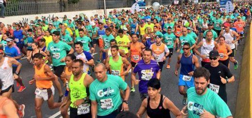 Maratón Caracas Rock 2017 |Foto cortesía