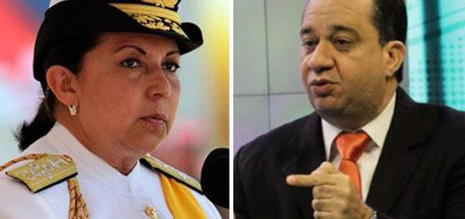 Julio Chávez habló sobre la presunta renuncia de Carmen Meléndez a la Gobernación de Lara | Composición: NotiTotal