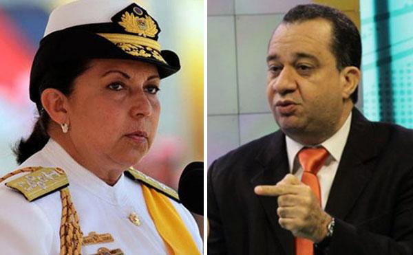 Julio Chávez habló sobre la presunta renuncia de Carmen Meléndez a la Gobernación de Lara   Composición: NotiTotal