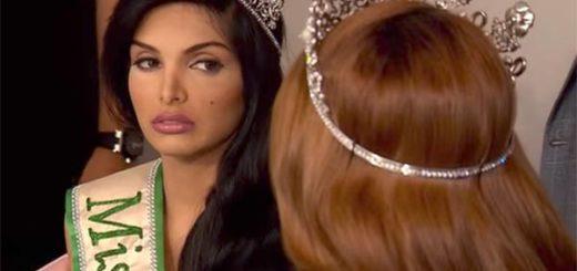 Luisa Cristina Núñez ya no es Miss Air 2017|Foto: El Farandi