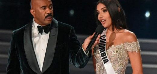 Miss Colombia en el consurso del Miss Universo | Foto: Miss Universe