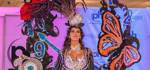 Miss Universo España lució uno de los trajes típicos más extraños de este año | Foto: People en Español