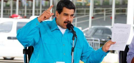Nicolás Maduro|Foto: Prensa Presidencial