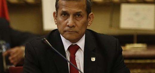 Ollanta Humala, expresidente de Perú |Foto cortesía