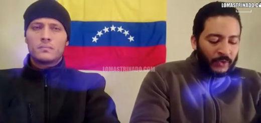 Reaparece Óscar Perez con un mensaje de la resistencia | Captura de video