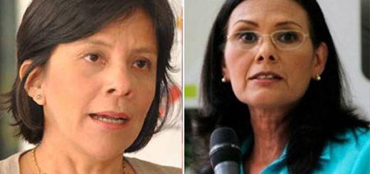 Sandra Oblitas y Socorro Hernández | Composición Notitotal