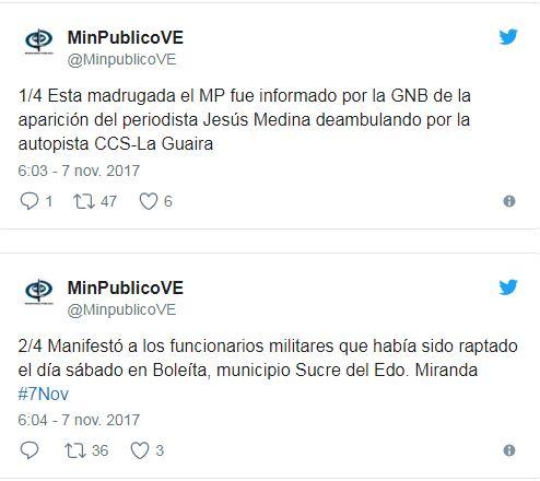 Ministerio p blico investigar secuestro del reportero for Cambios en el ministerio del interior