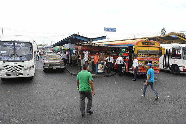 Terminal de pasajeros de Barquisimeto | Foto cortesía