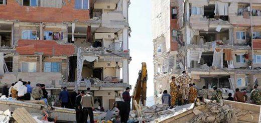 Terremoto en Irán |Foto: EFE