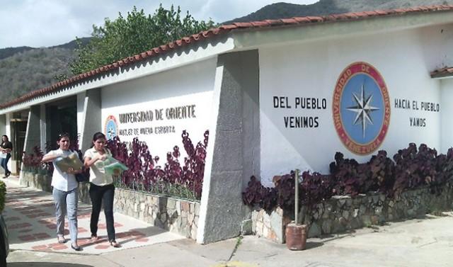 UDO, núcleo de Nueva Esparta |Foto cortesía: Sol de Margarita