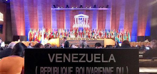 Venezuela es elegida miembro del Consejo Directivo de la Unesco junto a países del Alba | Foto: @jaarreaza