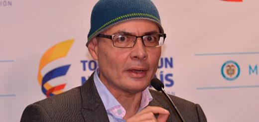 Alejandro Gaviria, Ministro de Salud de Colombia   Foto: Archivo