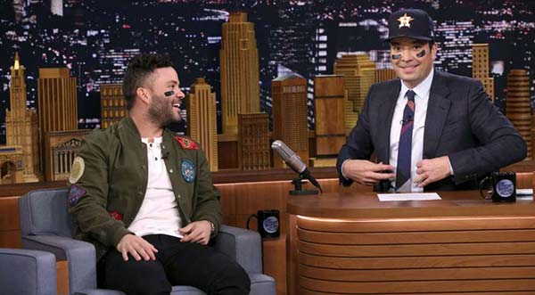 José Altuve en Jimmy Fallon | Captura