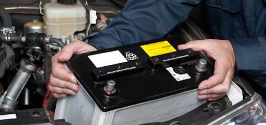Batería de carro | Foto referencial
