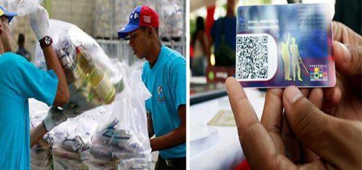 Bolsas Clap deberán ser pagadas con Carnet de la Patria, Según Freddy Bernal | Composición Notitotal