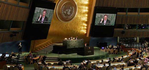 191 países votaron a favor de levantar el bloqueo financiero a Cuba | Foto: Cortesía