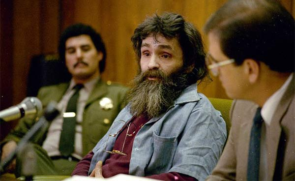 gurú criminal y psicópata estadounidense Charles Manson muere a los 83 años | Foto: Cortesía