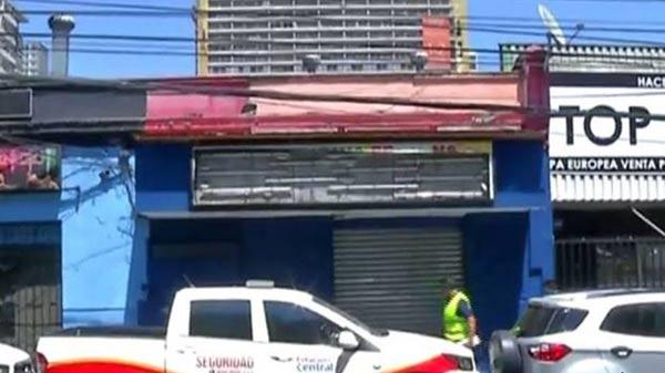 Joven venezolana fue violada en Chile   Foto: Captura de video