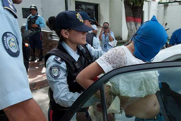 Detenida por asesinar a septuagenaria | Foto: El Impulso