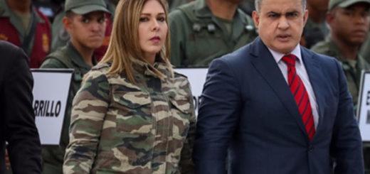Carla Di Martino, esposa de Tarek William Saab | Foto: La Patilla