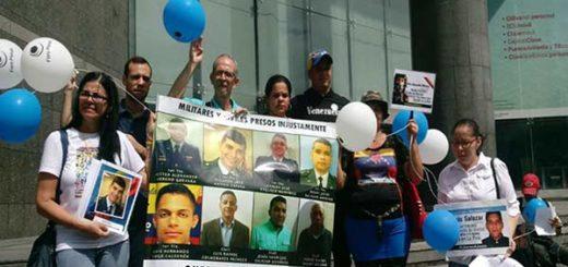 Familiares de los presos políticos   Foto: El Cooperante