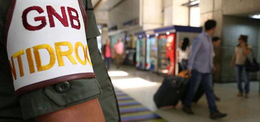Aeropuerto de Maiquetía | Foto referencial