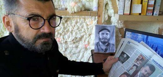 El supuesto hijo ruso de Fidel Castro | Foto: EFE