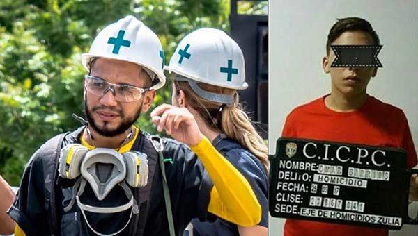 Otorgan libertad condicional al homicida de Paul Moreno | Composición Notitotal