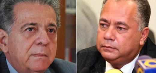 Isaías Rodríguez y Elvis Amoroso fueron sancionados por EEUU | Composición