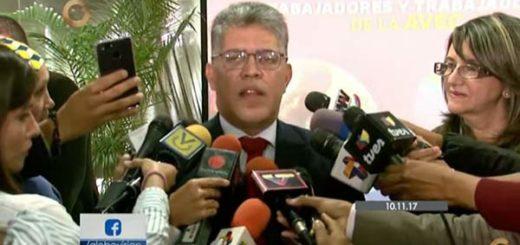 Elías Jaua | Foto: Captura de video
