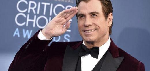 John Travolta | Foto: Archivo