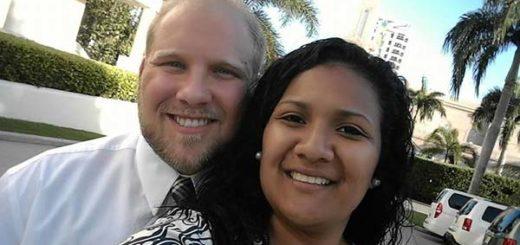 Joshua Holt y su esposa | Foto: Archivo