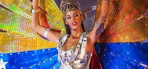 Keysi Sayago en el Miss Universo | Foto: pageantbuzzph Instagram