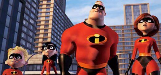 Los Increíbles 2 próximamente en cines |Imagen referencial