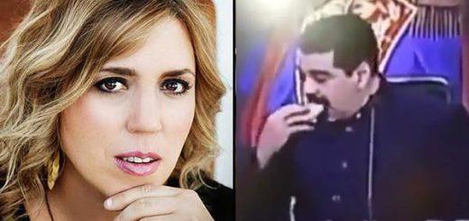Gabriela Montero critica a Maduro | Composición Notitotal