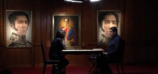 La entrevista que le hicieron a Maduro que se hace viral mundial | Captura de video