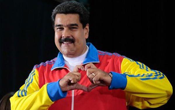 Nicolás Maduro   Foto Archivo