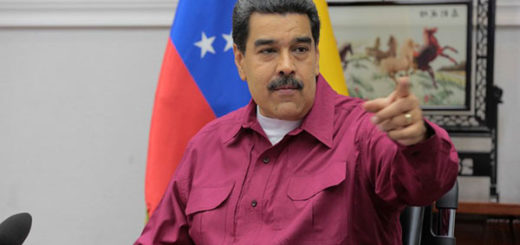 Nicolás Maduro | Foto: @PresidencialVen