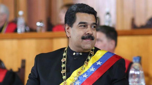 Nicolás Maduro | Foto: Archivo