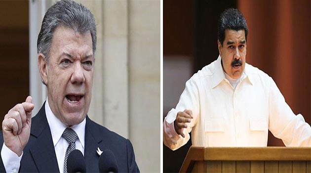Santos pide a Maduro aceptar apoyo humanitario de la comunidad internacional | Composición Notitotal