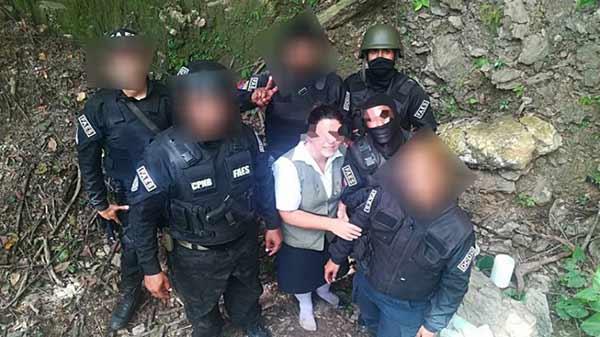 Rescatan a unamaestra que había sido secuestrada | Foto: El Cooperante