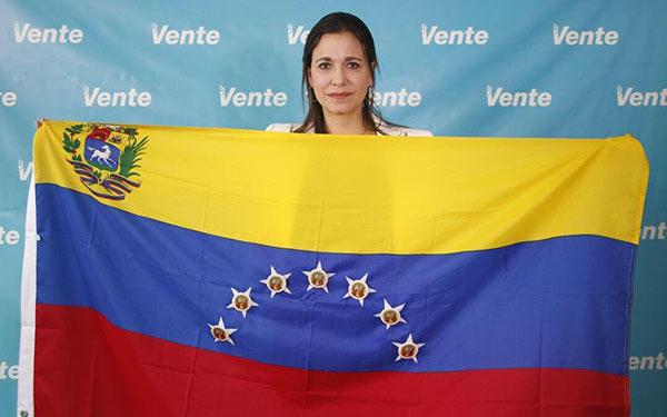 María Corina Machado | Foto: @macepena