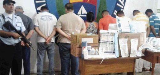 Detenidos 8 trabajadores del hospital por robar insumos médicos | Foto: Panorama