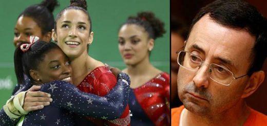 Larry Nassar, medico del equipo de gimnasia de EEUU hallado culpable | Notitotal