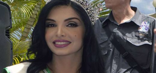 Ex Miss Aire Venezuela 2017 | Foto: Archivo